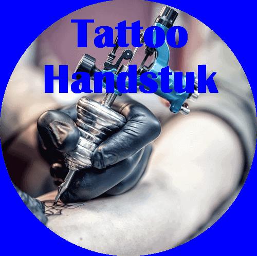 Het tattoo handstuk