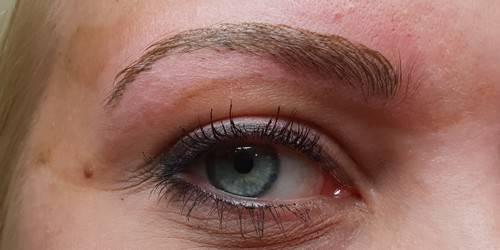 permanent make up voorbeeld 1