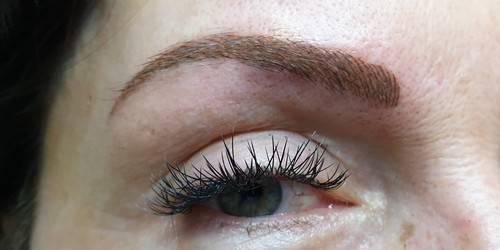 permanent make up voorbeeld 3